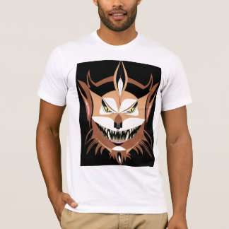 Dreaded Werewolf Basic American Aparel Tee