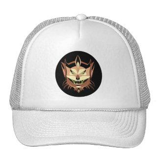 Dreaded Werewolf-Trucker Hat/White
