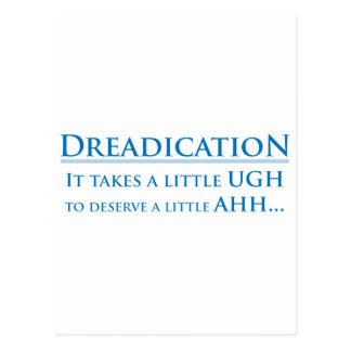 Dreadication - Ugh Tarjeta Postal