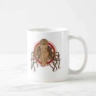 Dreadlock Girl Mug