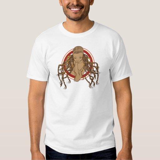 Dreadlock Girl T-Shirt