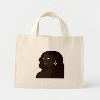 Dreadlock Headshot 2(Sketchbook Pro) Mini Tote Bag