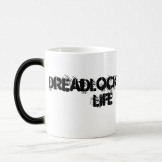 DREADLOCK LIFE Color Changing Coffee Mug