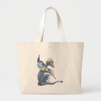 Dreadnot the Hobo Large Tote Bag