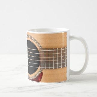 Dreadnought Acoustic six string Guitar Coffee Mug