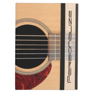 Dreadnought Acoustic six string Guitar Cover For iPad Air
