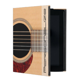 Dreadnought Acoustic six string Guitar iPad Case