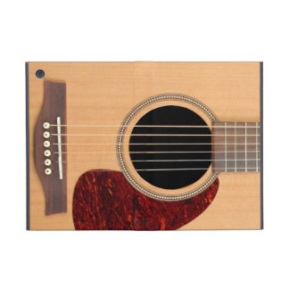 Dreadnought Acoustic six string Guitar Cover For iPad Mini