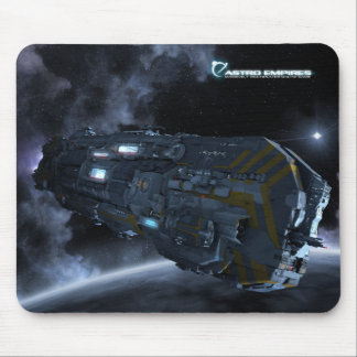 Dreadnought mouse pad