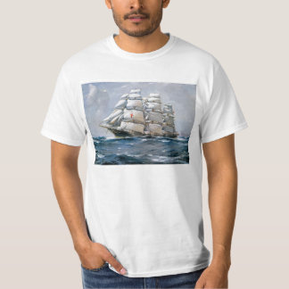 Dreadnought Sailing Clipper T Shirt