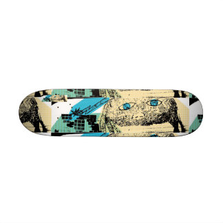 Dreads Of Utopia Complete Skateboard