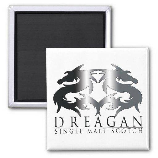 Dreagan Fridge Magnets