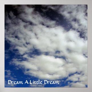 Dream A Little Dream Canvas Print