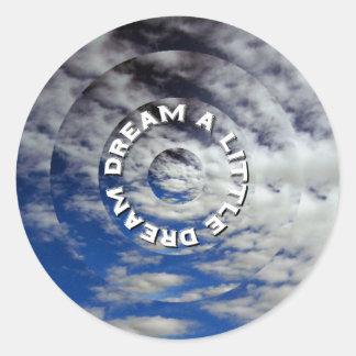 Dream A Little Dream Sticker