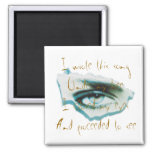 Dream Another 2 Inch Square Magnet