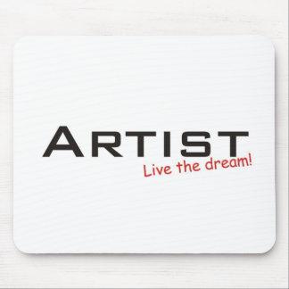 Dream / Artist Mouse Pad