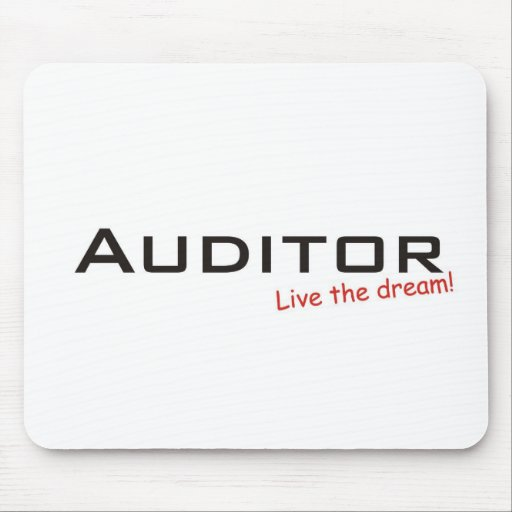 Dream / Auditor Mouse Pad