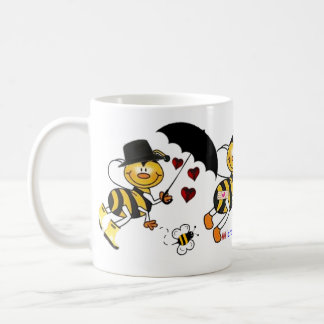 Dream Bee Coffee Mugs