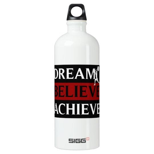 Dream Believe Achieve Weightlifter Liberty Bottle