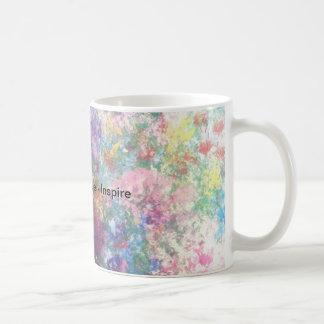 Dream Believe Inspire Coffee Mug