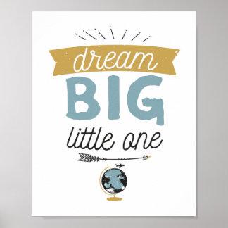 Dream Big Adventure Sign