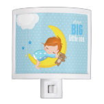 Dream big * choose  background color night light