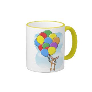 Dream Big Corgi Mug