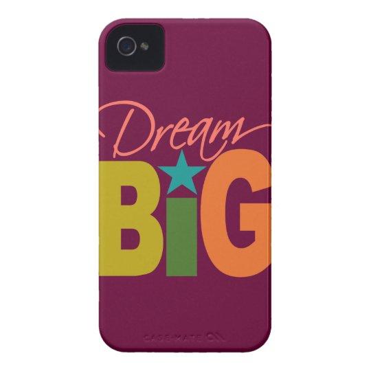 Dream BIG custom iPhone case-mate