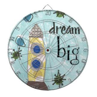 Dream Big Dartboard