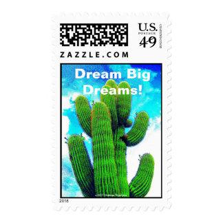 DREAM BIG DREAMS! POSTAGE STAMPS