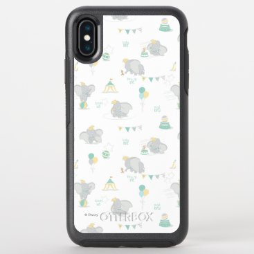Dream Big Dumbo Pattern OtterBox Symmetry iPhone XS Max Case