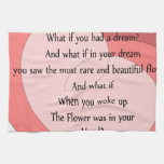Dream Big Hand Towel