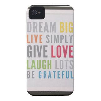 Dream Big iPhone 4 Case-Mate Case