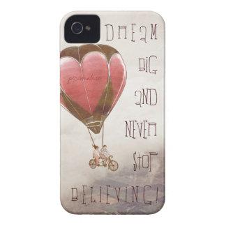 DREAM BIG iPhone 4 COVERS