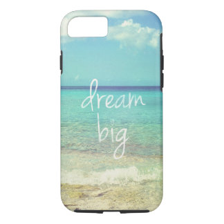 Dream big iPhone 7 case