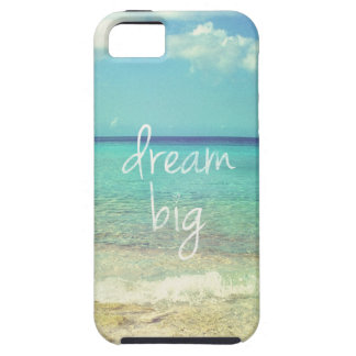 Dream big iPhone SE/5/5s case