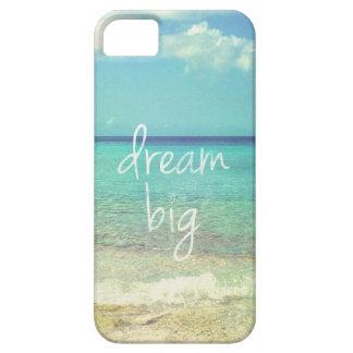 Dream big iPhone SE/5/5s case