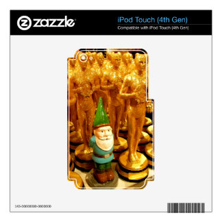 Dream Big iPod Touch 4G Skins