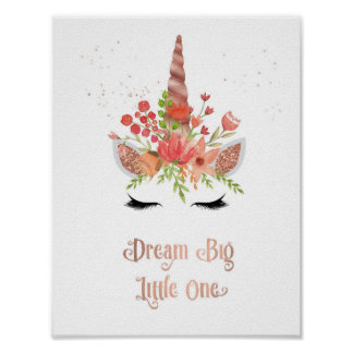 Dream Big Little One : Poster