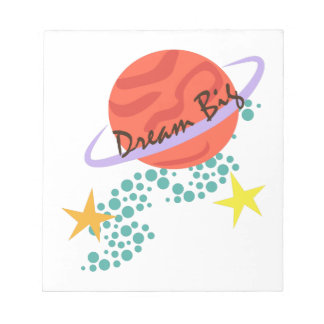 Dream Big Notepads