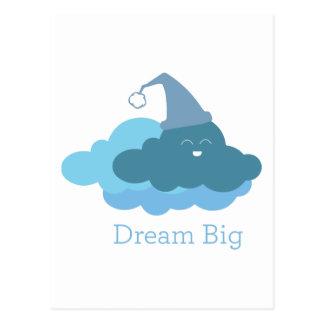 Dream Big Post Card