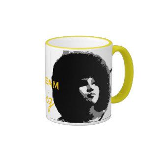 Dream Big Ringer Mug