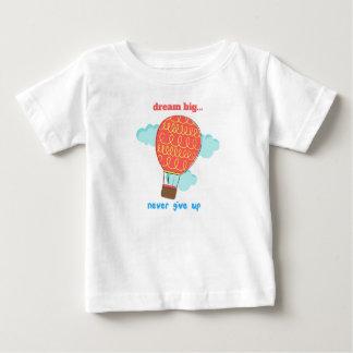 dream big toddlers tshirt