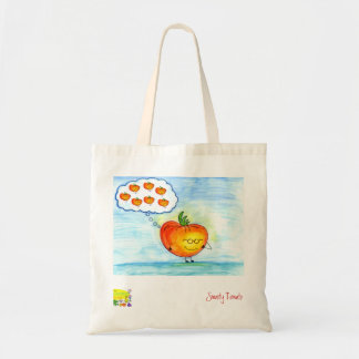 Dream Big Tomato bag