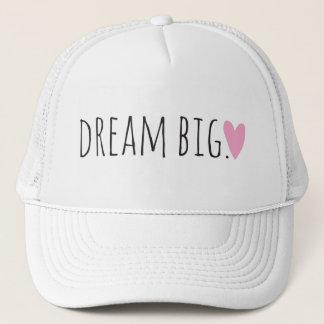 Dream Big with Heart Trucker Hat