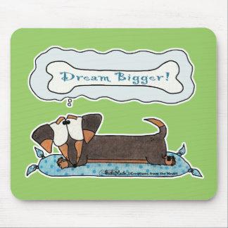 Dream Bigger Mouse Pad