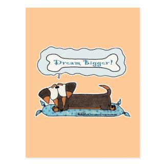 Dream Bigger Postcard