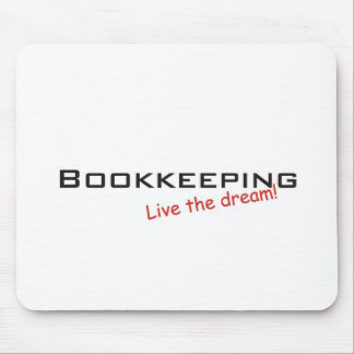 Dream / Bookkeeping Mousepads