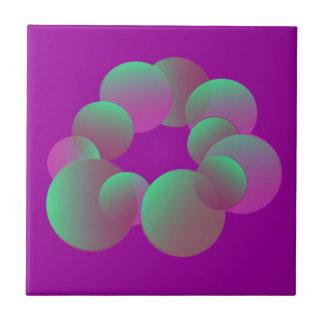 Dream Bubbles Tile