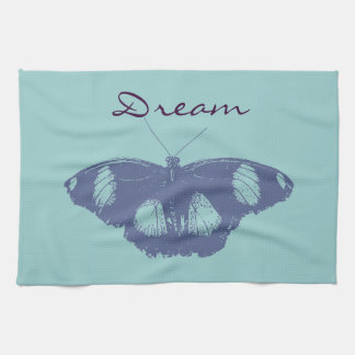 Dream Butterfly Kitchen Towels